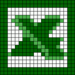 Alpha pattern #105780