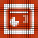 Alpha pattern #105783