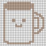 Alpha pattern #105830