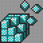 Alpha pattern #105835