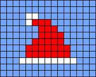 Alpha pattern #105842