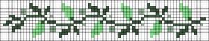 Alpha pattern #105877