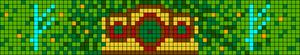 Alpha pattern #105891