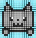 Alpha pattern #105895