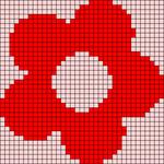 Alpha pattern #105906