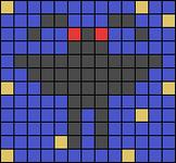 Alpha pattern #105910
