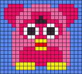 Alpha pattern #105933