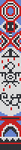 Alpha pattern #105937