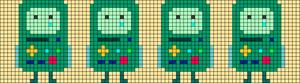 Alpha pattern #105969