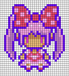 Alpha pattern #106004