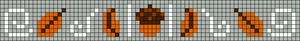 Alpha pattern #106045