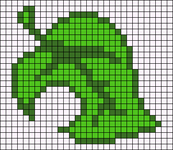 Alpha pattern #106078