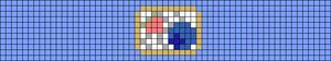 Alpha pattern #106168