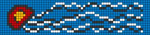 Alpha pattern #106174