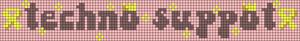 Alpha pattern #106176