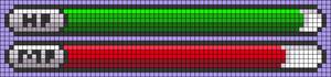 Alpha pattern #106183