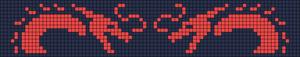 Alpha pattern #106202