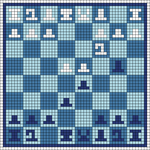 Alpha pattern #106206