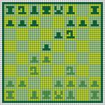 Alpha pattern #106208