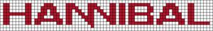 Alpha pattern #106221