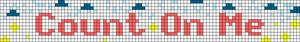 Alpha pattern #106226