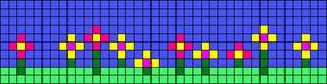 Alpha pattern #106228