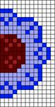 Alpha pattern #106278