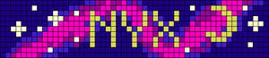 Alpha pattern #106280
