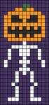 Alpha pattern #106284