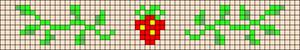 Alpha pattern #106322