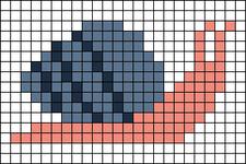 Alpha pattern #106338