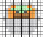 Alpha pattern #106394
