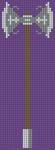 Alpha pattern #106405