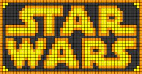 Alpha pattern #106424