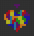 Alpha pattern #106468