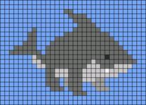 Alpha pattern #106494
