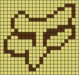 Alpha pattern #106575