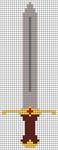 Alpha pattern #106583
