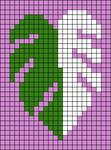 Alpha pattern #106586