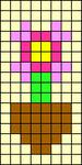 Alpha pattern #106600