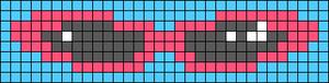 Alpha pattern #106617