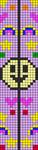 Alpha pattern #106618