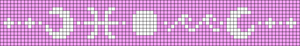 Alpha pattern #106619