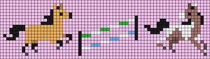 Alpha pattern #106622