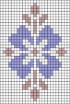 Alpha pattern #106650