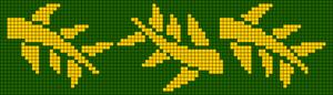 Alpha pattern #106652