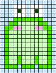 Alpha pattern #106677