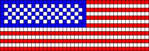 Alpha pattern #106687