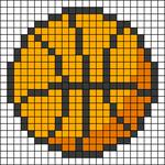 Alpha pattern #106690