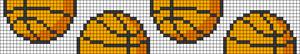 Alpha pattern #106695